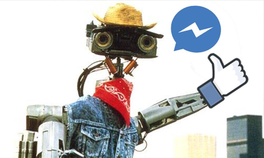 Facebook, Messenger et les robots