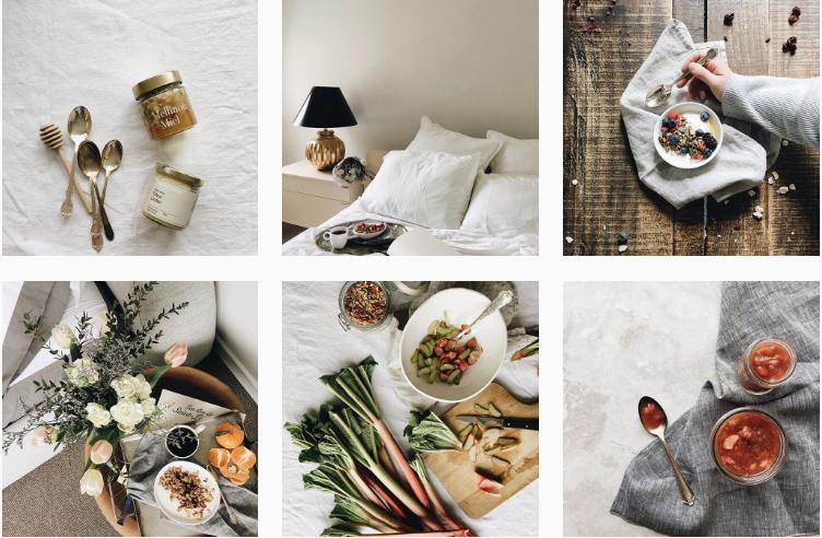 oatbox instagram organique marque publicité photos