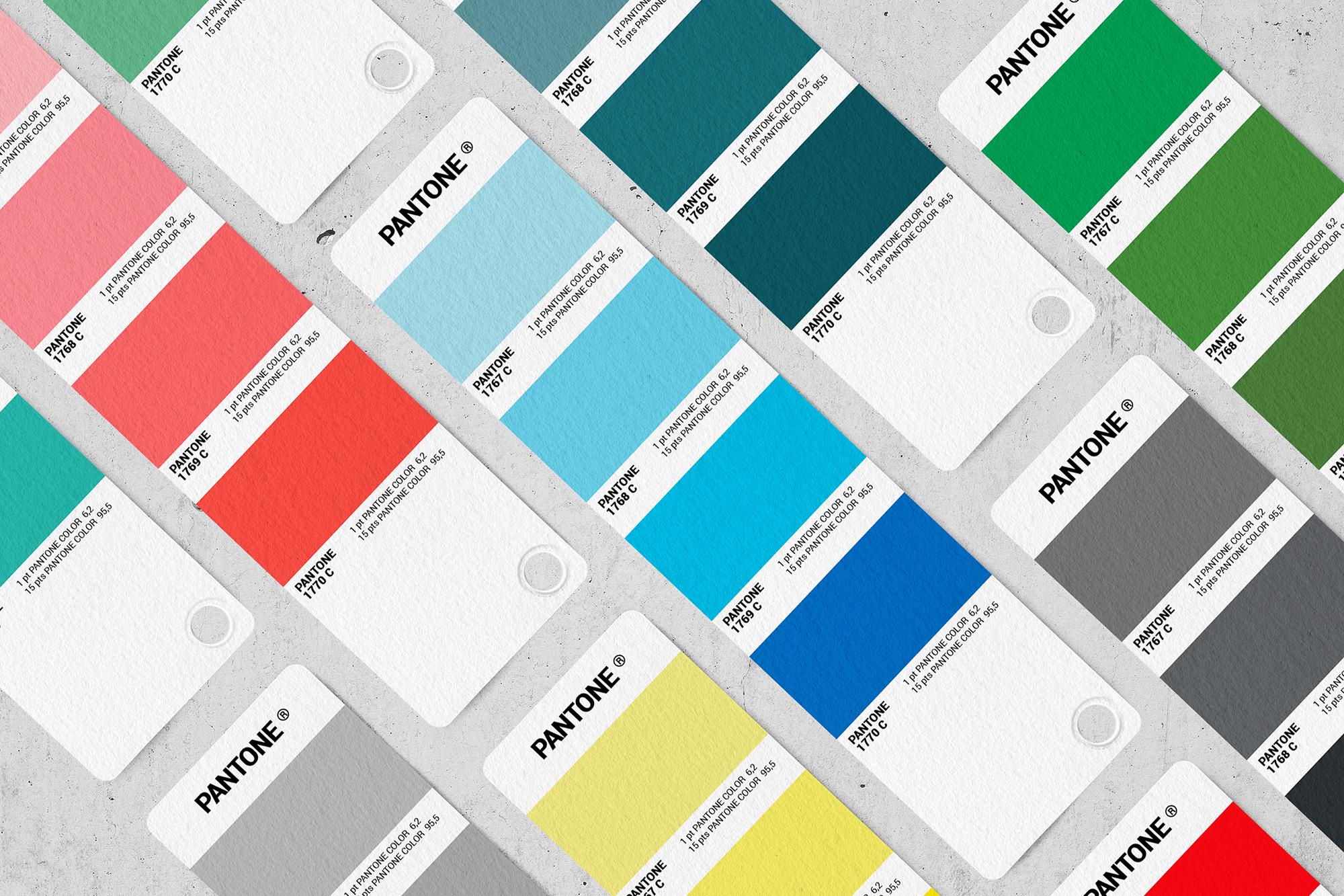 Guide des couleurs dans la conception d'une identité visuelle